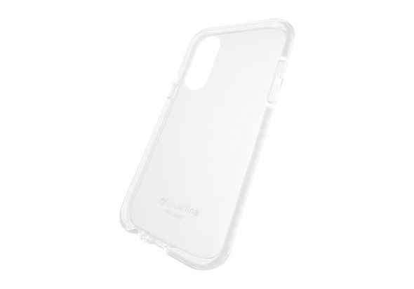Cellularline Tetra Force Shock-Twist Case for iPhone XR, White