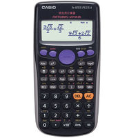 Casio FX-82ESPLUSBK Natural Textbook Display Calculator