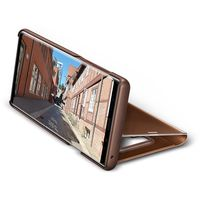 Pre Order Samsung Note 9 Clear View Cover,  Brown