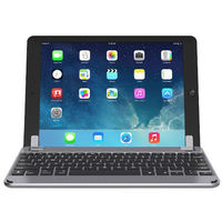 """Brydge 10.5 Bluetooth Keyboard for 10.5"""" iPad Pro and iPad Air 2019 English and Arabic, Space Gray"""