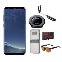 Samsung Galaxy S8+ Smartphone LTE, Orchid Gray