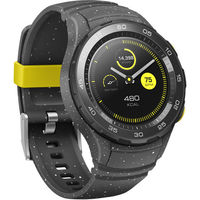 Huawei Watch 2 Sport Smartwatch, Concrete Gray