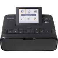 Canon CP1300 Selphy Photo Printer, Black