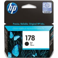 HP 178 Black Original Ink Cartridge