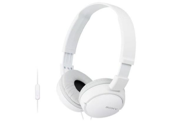 Sony MDRZX110 On Ear Headphones