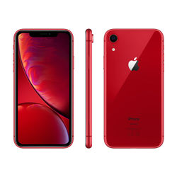 Apple iPhone XR Smartphone LTE with FaceTime,   PRODUCT Red, 64 GB