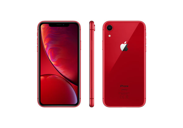 Apple iPhone XR Smartphone LTE with FaceTime,  Black, 128 GB