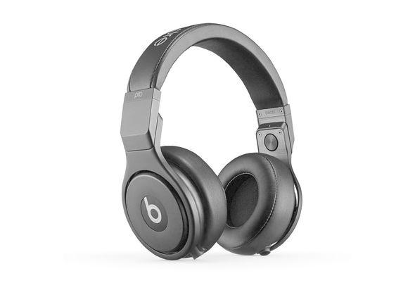 Beats Pro Over-Ear Headphones, Black