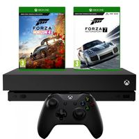 Microsoft Xbox One X Console with Forza Horizon 4 & Forza Motorsport 7