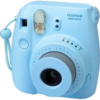 Fujifilm Instax Mini 8 Point and Shoot Camera, blue