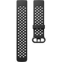 Fitbit Charge 3 Access Sport Band Large, Black