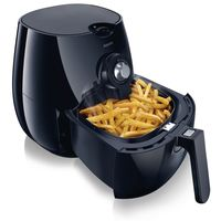 Philips HD9220 Viva Collection Air fryer Low fat fryer - Multi Cooker - Black