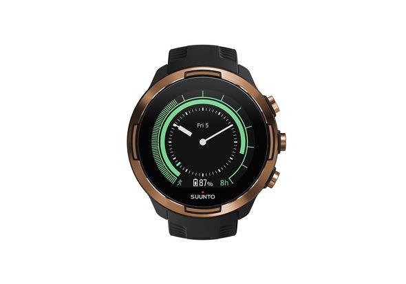 Suunto 9 Fitness Smart Watch, Baro Copper