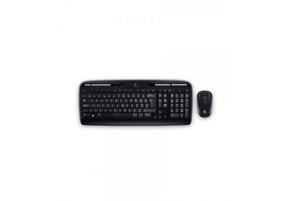 Logitech MK330 Wireless Combo for PC