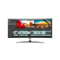 "LG 34UC98 34"" Class 21: 9 UltraWide WQHD IPS Thunderbolt Curved LED Monitor"