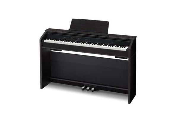 Casio PX-860BK Previa Keyboard