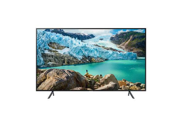 Samsung 55  Class RU7100 Smart 4K UHD TV (2019)