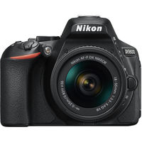 Nikon D5600 DSLR Camera with 18-55mm Lens