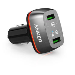 Anker PowerDrive+ Dual USB Car Charger