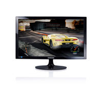 "Samsung 24"" LS24D332 Fast-Response FHD Monitor"