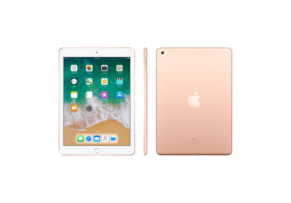 Apple iPad 6th Gen Wi-Fi 32GB 9.7  , Gold