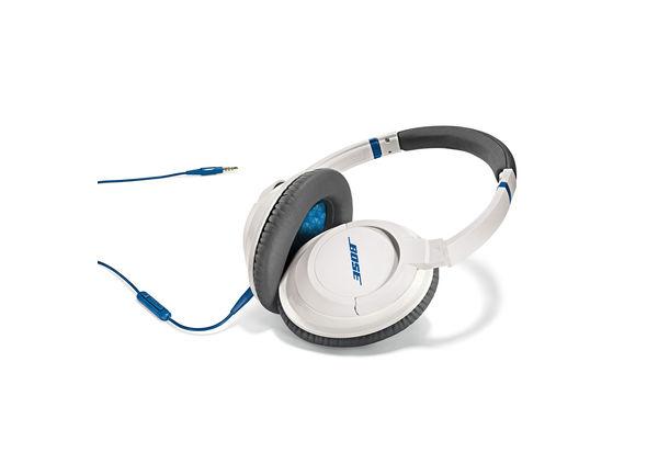 Bose SoundTrue On-Ear Headphones (White)