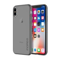 Incipio NGP Pure Case for iPhone X, Smoke