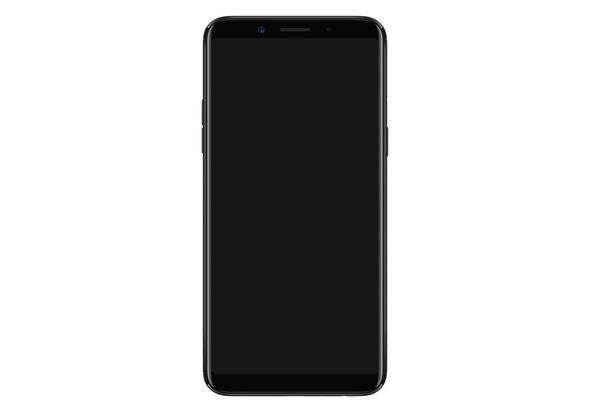 Oppo F5 Dual SIM Smartphone LTE, Black