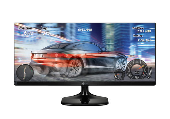LG 25  Class 21: 9 UltraWide Full HD IPS LED Monitor