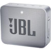 JBL GO 2 Portable Bluetooth Speaker,  Ash Gray