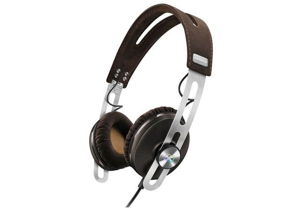 Sennheiser Momentum 2.0 On Ear Headphones, for Apple, Brown