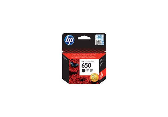 HP CZ102AE 650 Tri-color Original Ink Advantage Cartridge