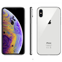 Apple iPhone XS Smartphone LTE, 512 GB,  Silver