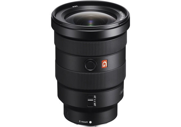 Sony G Master Lens FE 16-35mm F2.8 GM