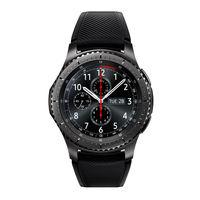 الساعة الذكية سامسونج Gear S3 Frontier