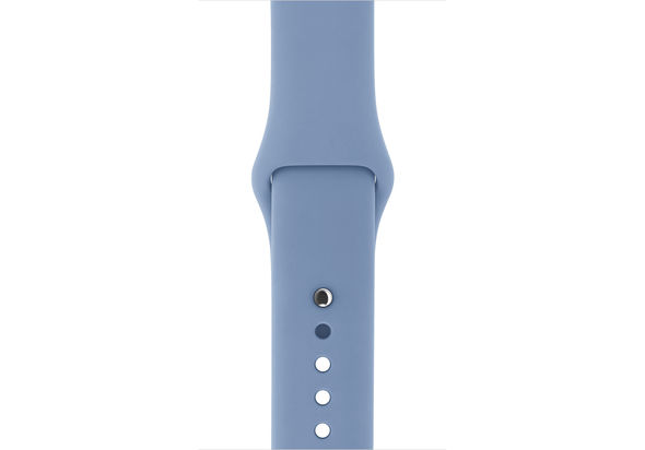 Apple 38mm Sport Band For Apple Watch, Azure