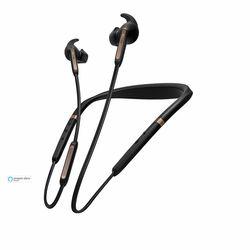 Jabra Elite 65e Wireless Stereo Neckband, Copper Black