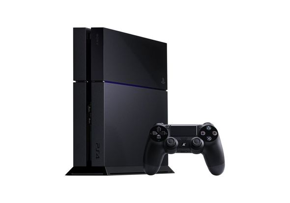 Sony PS4 500GB Console Bundle