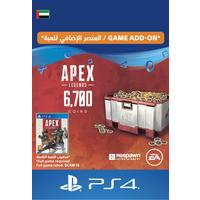 Apex Legends 6000+ 700 Coins