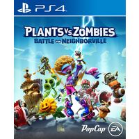 Plants vs Zombies for PS4