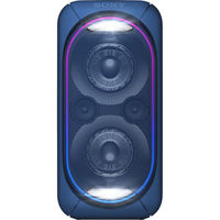 Sony GTK-XB60 High Power Portable Bluetooth Speaker, Blue