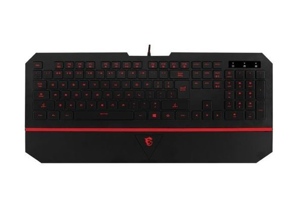 MSI Interceptor DS4100 US Gaming Keyboard