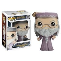 Funko POP Movies: Harry Potter - Dumbledore (Wand)