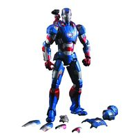 Comicave Studios Super Alloy Iron Patriot (Regular Edition)