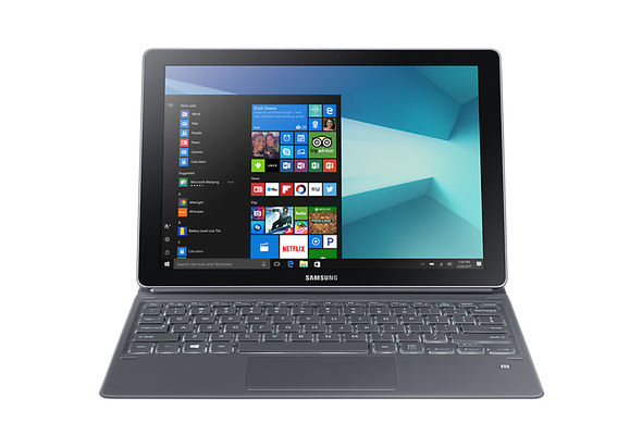 Samsung Galaxy Book i5 128GB 12  Tablet LTE, Black