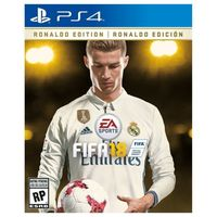 Pre Order FIFA 18 - Ronaldo Edition For PS4