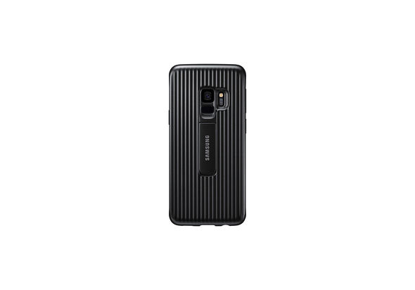 Samsung Galaxy S9 Protective Stand Cover, Black