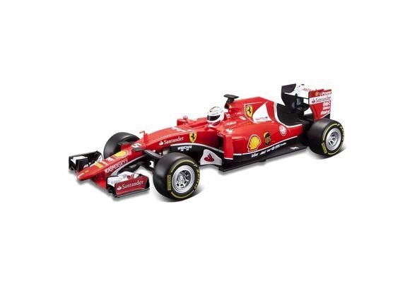 Maisto Sebastian Vettel Ferrari 1: 24 Scale SF15T F1 2015 Remote Control Car