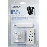 Bose UB-20 Series II Wall/Ceiling Bracket, White