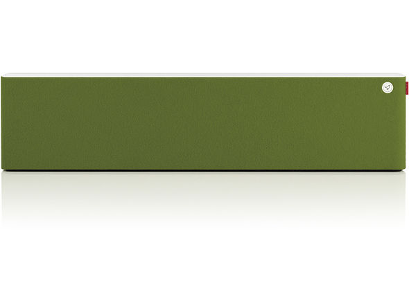 Libratone Speaker Standard Lounge Airplay Version for iPod/iPhone/iPad, Lime Green